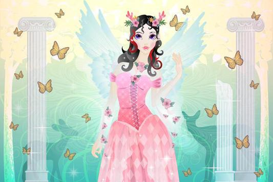 Fairy Makeup Lily poster