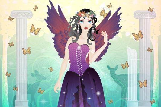 Fairy Makeup Lily screenshot 1