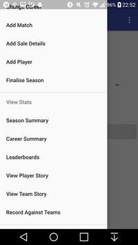 Career Mode Stat Tracker screenshot 7