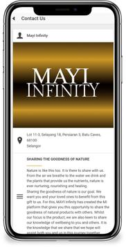 Mayi Infinity screenshot 3