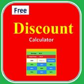 Sale Price Discount Calculator Free icon