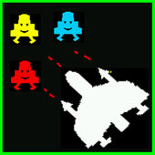 Spinning Space Rocket icon