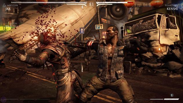 MORTAL KOMBAT X Tips apk screenshot