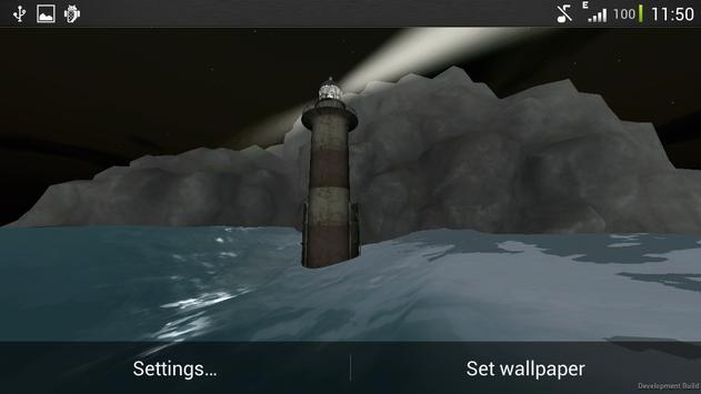 LightHouse Live wallpaper screenshot 2