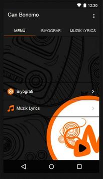 Can Bonomo - Tastamam Müzik poster