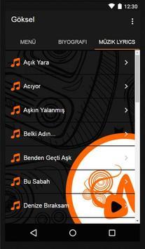 Göksel - Isırgan Müzik Lyrics apk screenshot