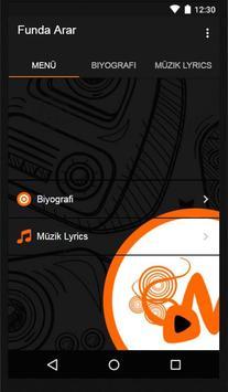 Funda Arar - Bağışla Müzik poster