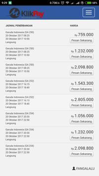 MKlik Payment screenshot 3