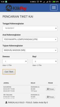 MKlik Payment screenshot 4