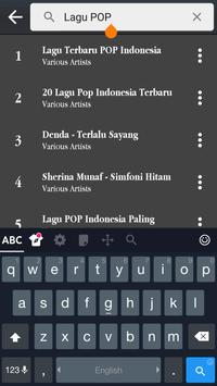 Lagu Pop Terbaru Mp3 Gratis screenshot 5