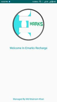 Emarks Recharge poster