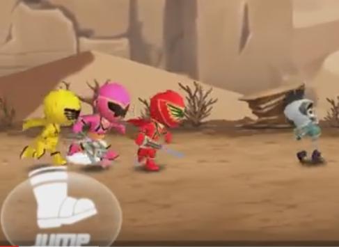 Top Power Rangers Dash Tips apk screenshot
