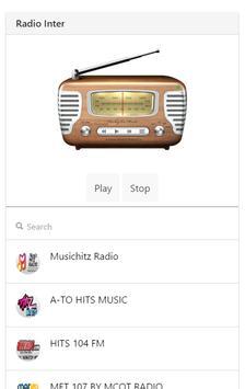 Universal music radio screenshot 1