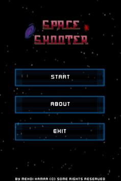 2D Space Shooter poster