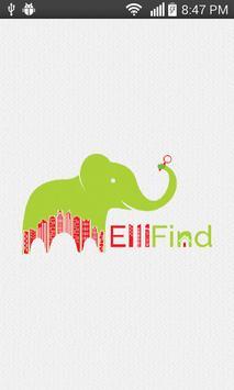 Ellifind poster