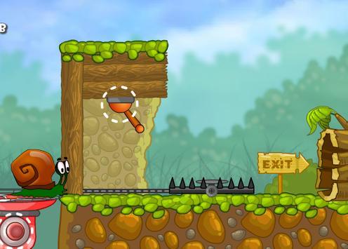 Snail Bob Adventure 2 apk screenshot