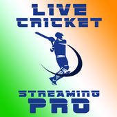 Live Cricket Streaming Pro icon