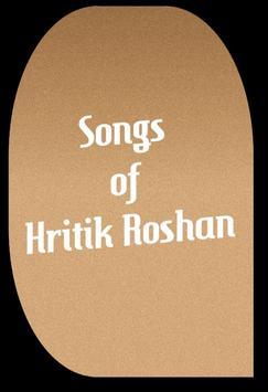 Songs of HritikRoshan poster