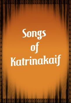 Songs of Katrinakaif poster