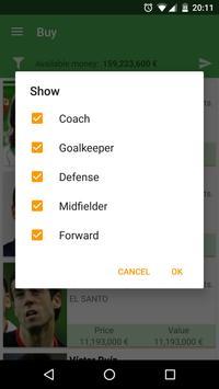 ManagerLiga screenshot 5