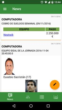 ManagerLiga screenshot 2