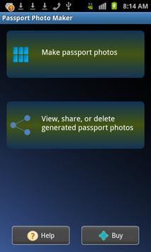 Passport Photo Maker poster