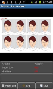 Passport Photo Maker apk screenshot