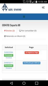 AZUENVIO screenshot 5