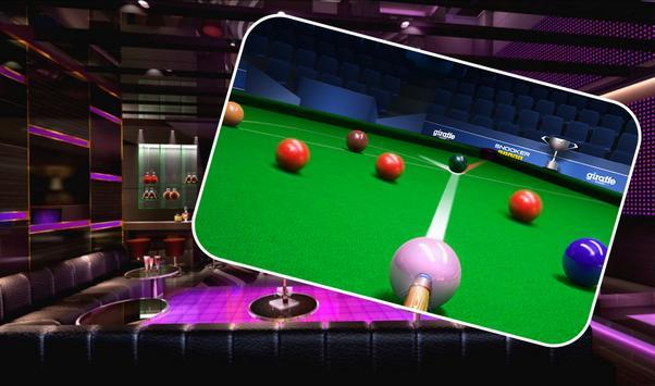 Snooker Renang 3D Klub screenshot 4