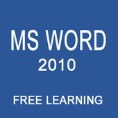 Learn MS Word Full Course Offline icon