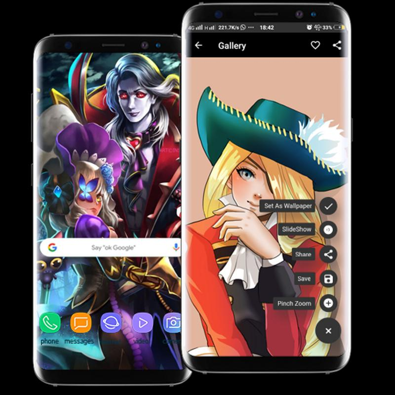 Best All Hero Mobile Lagend Wallpapers Hd For Android Apk Download