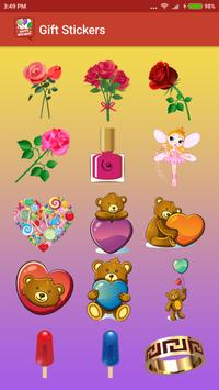 Birthday Stickers & Greetings screenshot 3