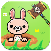 Hammer Time: Hit The Rabbit! icon