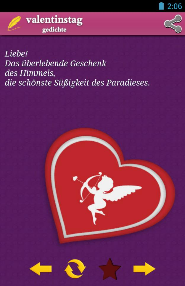 Valentinstag Gedichte For Android Apk Download