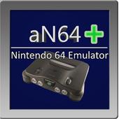 a N64 Plus (N64 Emulator) icon