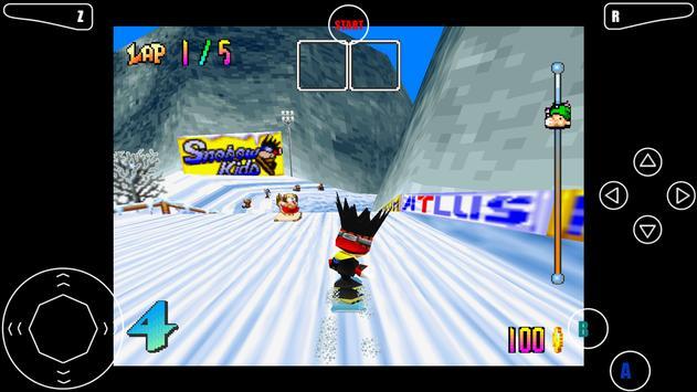 a N64 Plus (N64 Emulator) screenshot 2