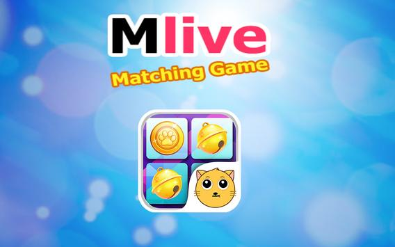 MLive : Matching Game 2 0 2 (Android) - Download APK