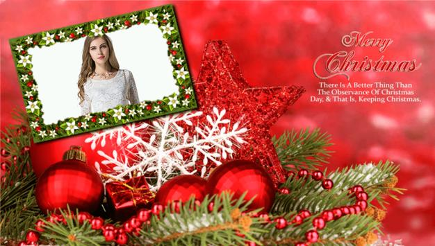 Christmas Photo Frames screenshot 12