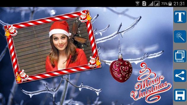 Christmas Photo Frames screenshot 8