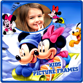 Kids Picture Frames icon