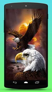 Best Eagle Live Wallpaper Apk Screenshot