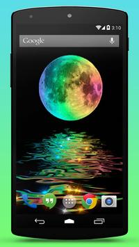 Rainbow Moon Live Wallpaper for Android - APK Download