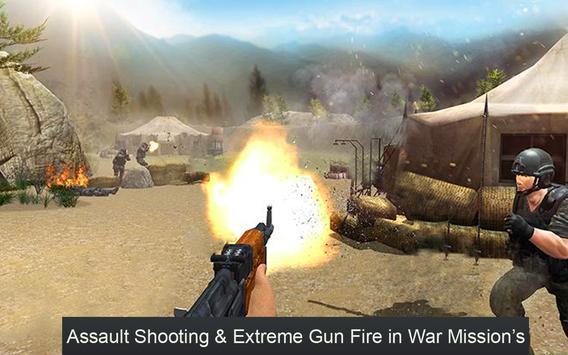 Frontline Combat Strike screenshot 14