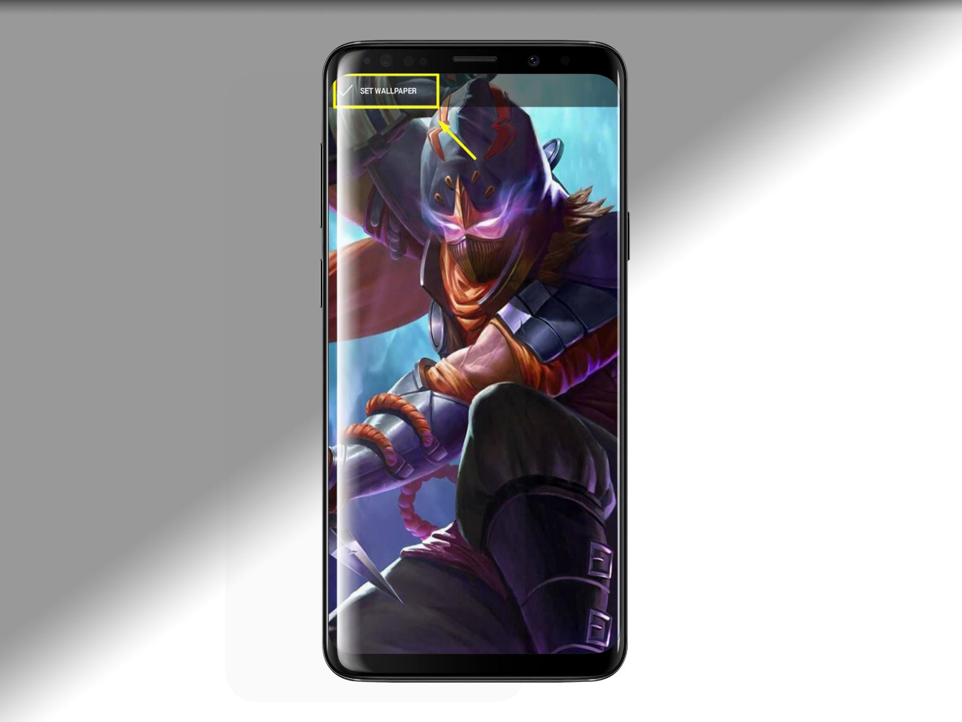 Ml Mobile Legends Moba Legends Wallpaper HD For Android