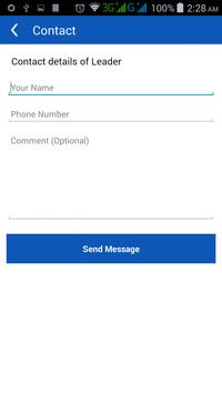 Profile (Demo App for Leaders) screenshot 7