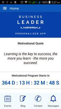 Profile (Demo App for Leaders) screenshot 1