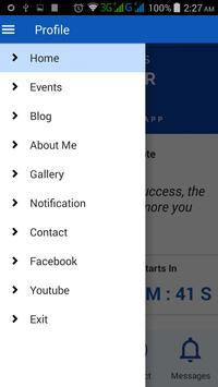 Profile (Demo App for Leaders) screenshot 2
