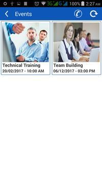Profile (Demo App for Leaders) screenshot 3