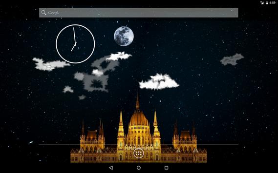 Night Sky Star Castle FREE screenshot 6