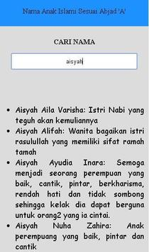 2000+ The Meaning of an Islamic Woman's Baby Name screenshot 5